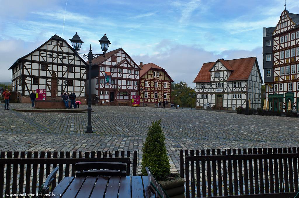 2. Городская площадь