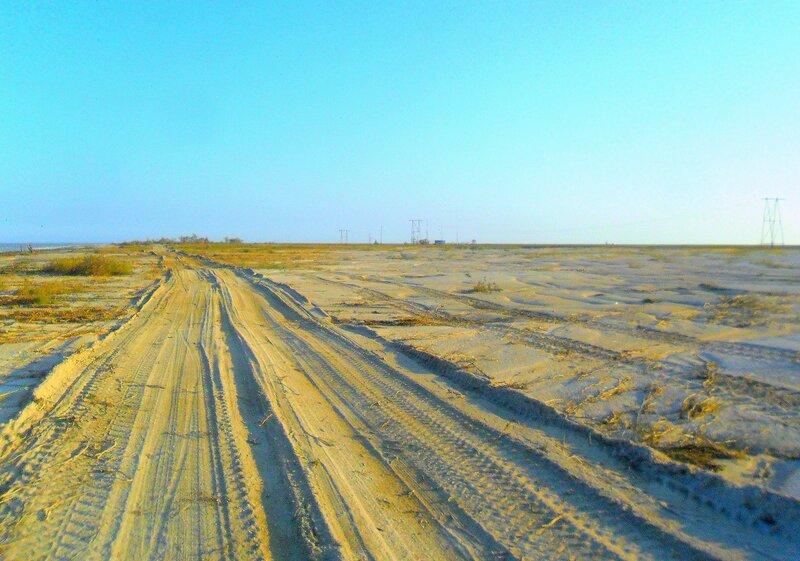 Дорога в песках ... SAM_3860.JPG