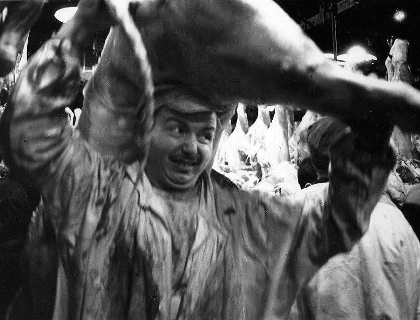 1967. Мясной магазин