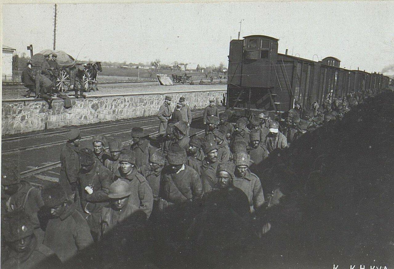 Станция Владимира-Волынского