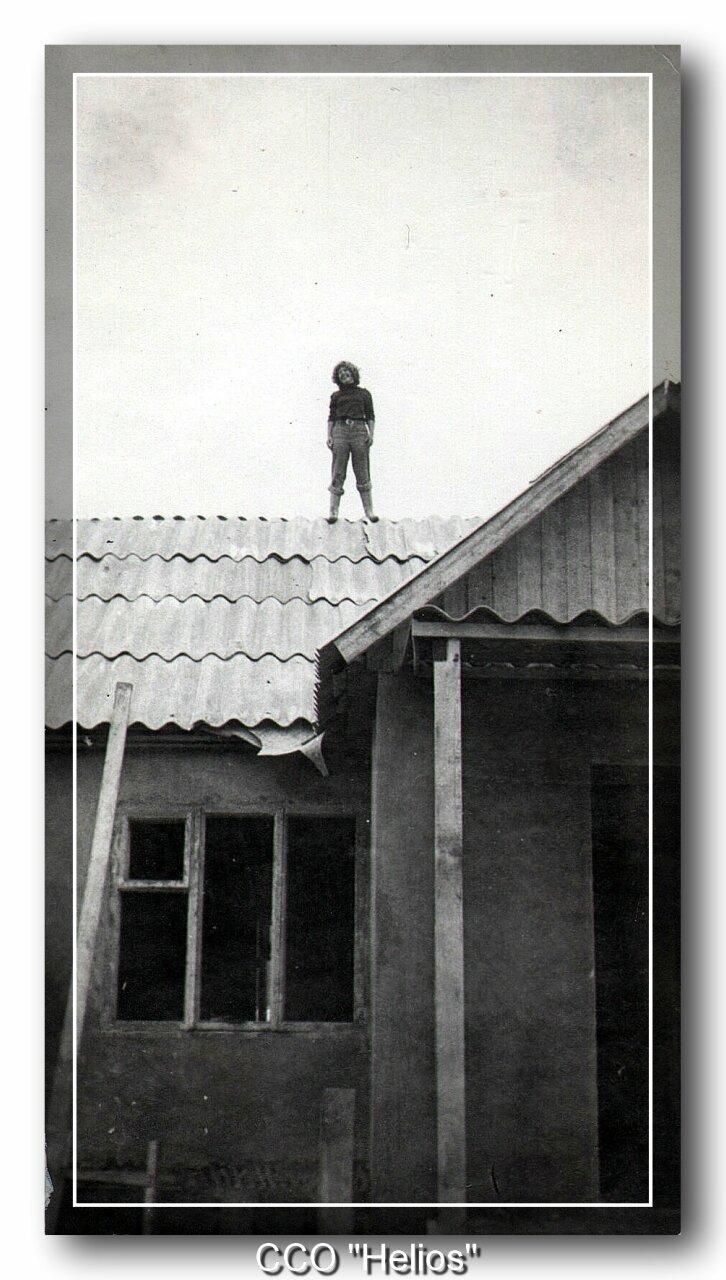 07. Первая щитовая школа города Тынды