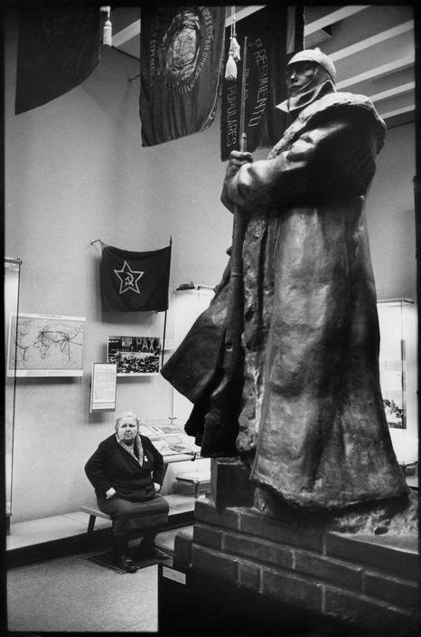 1972. Москва. Музей Советской Армии