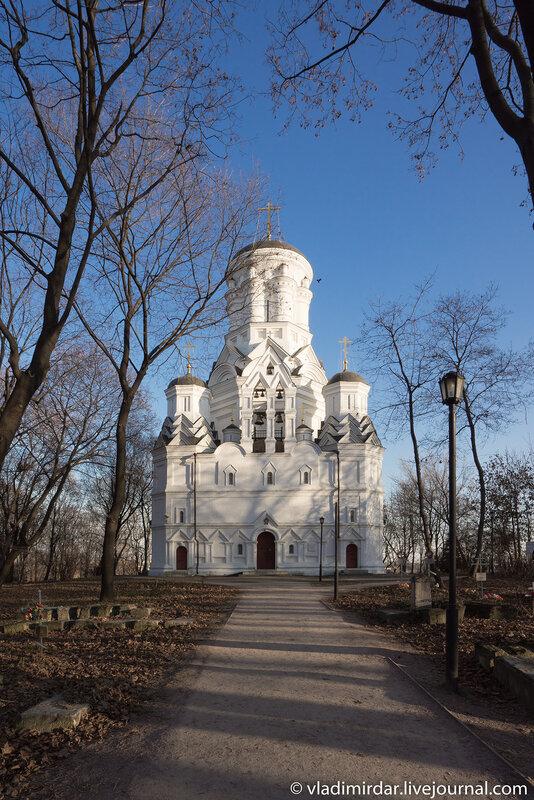 Храм Усекновения главы Иоанна Предтечи в Дьякове