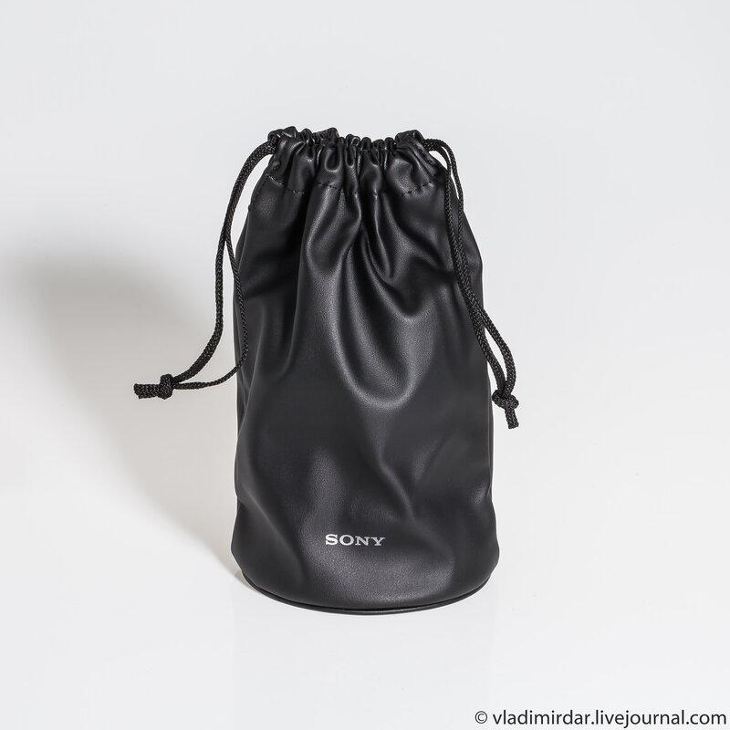 Чехол для объектива Sony FE 16-35/4 CZ T*