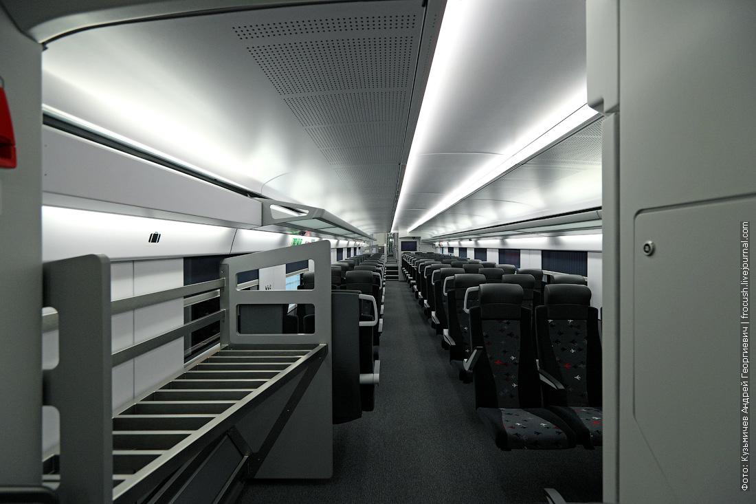 аэроэкспресс фотографии вагона