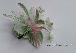 Мастер-класс. Мелкие цветы из ткани от Vortex  0_fbf17_6474655f_M