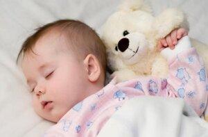 Дневной сон положительно влияет на память младенцев
