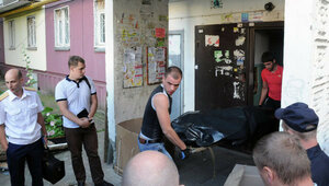 Полиция определяет количество убитых в Нижнем Новгороде