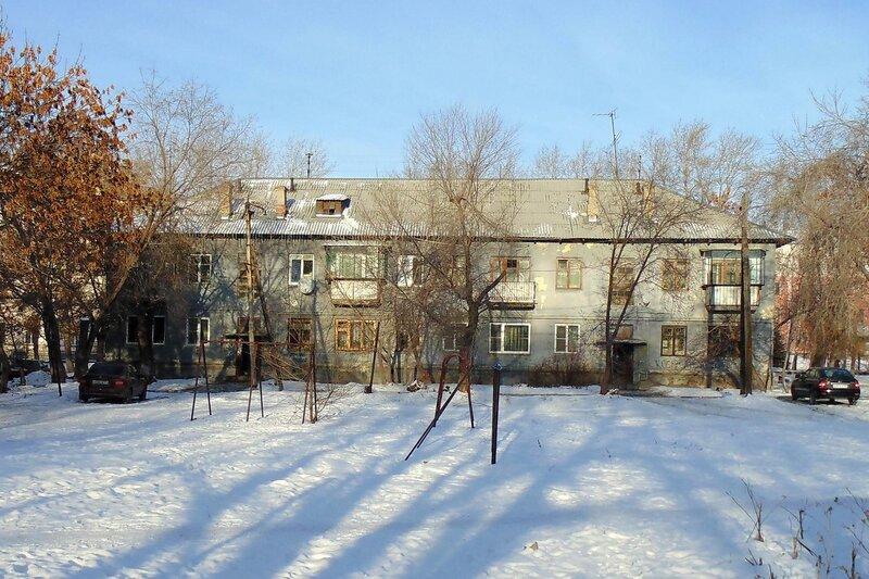 Ул. Бажова, 95