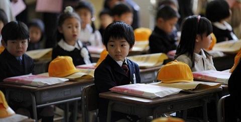 образование Япония