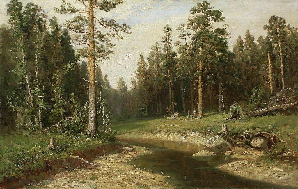 Корабельный лес. 1891.jpg