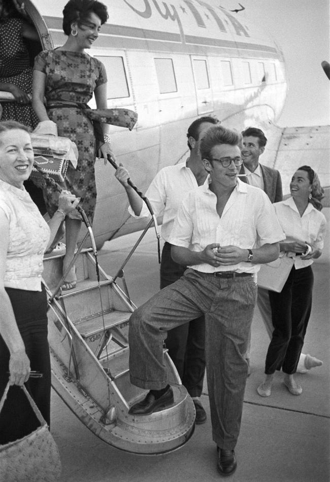 Ричард Миллер: фотографии актеров Мэрилин Монро и Джеймса Дина