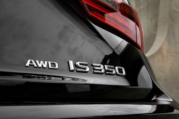 Lexus представил новый автомобиль IS 350 4x4 2014 года
