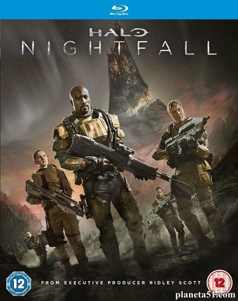 Halo: Сумерки / Halo: Nightfall (2014/BDRip/HDRip)
