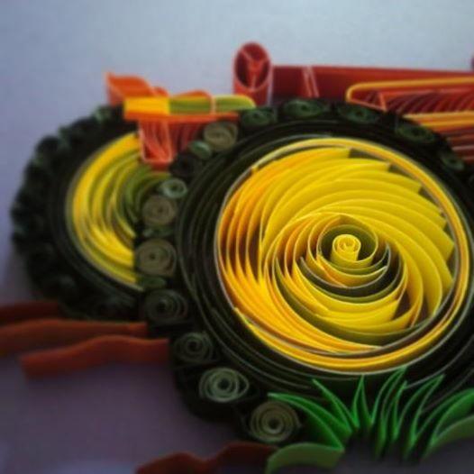Бесконечное разнообразие бумажной филиграни. Графический дизайнер Sabeena Karnik