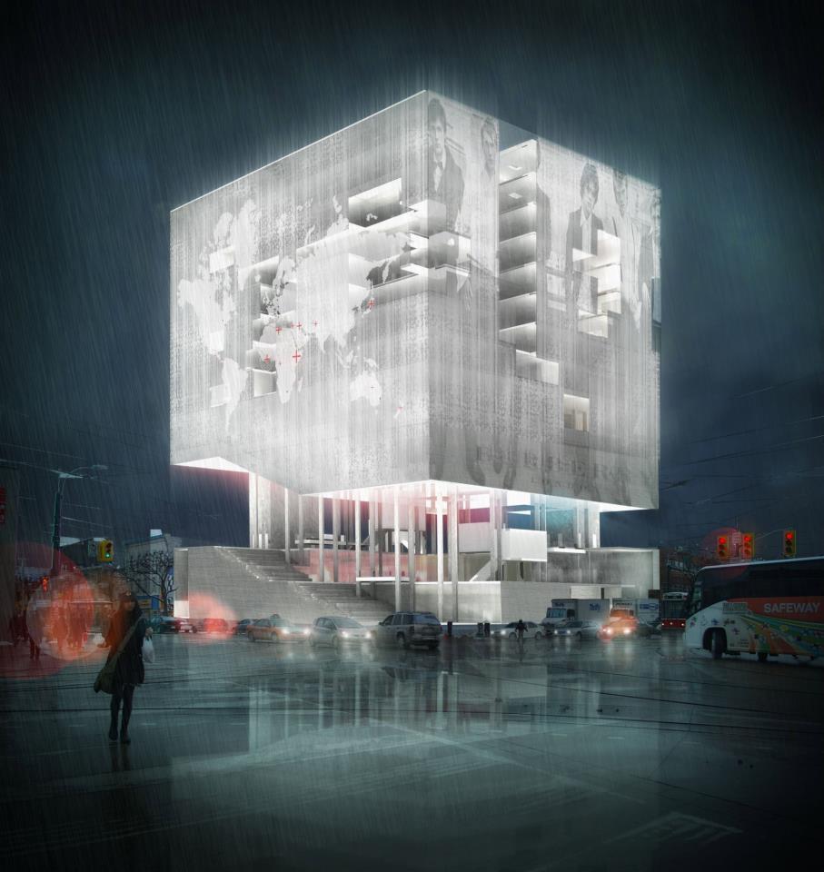 Конкурс архитектурного рисунка KRob. Итоги и победители. 40 работ