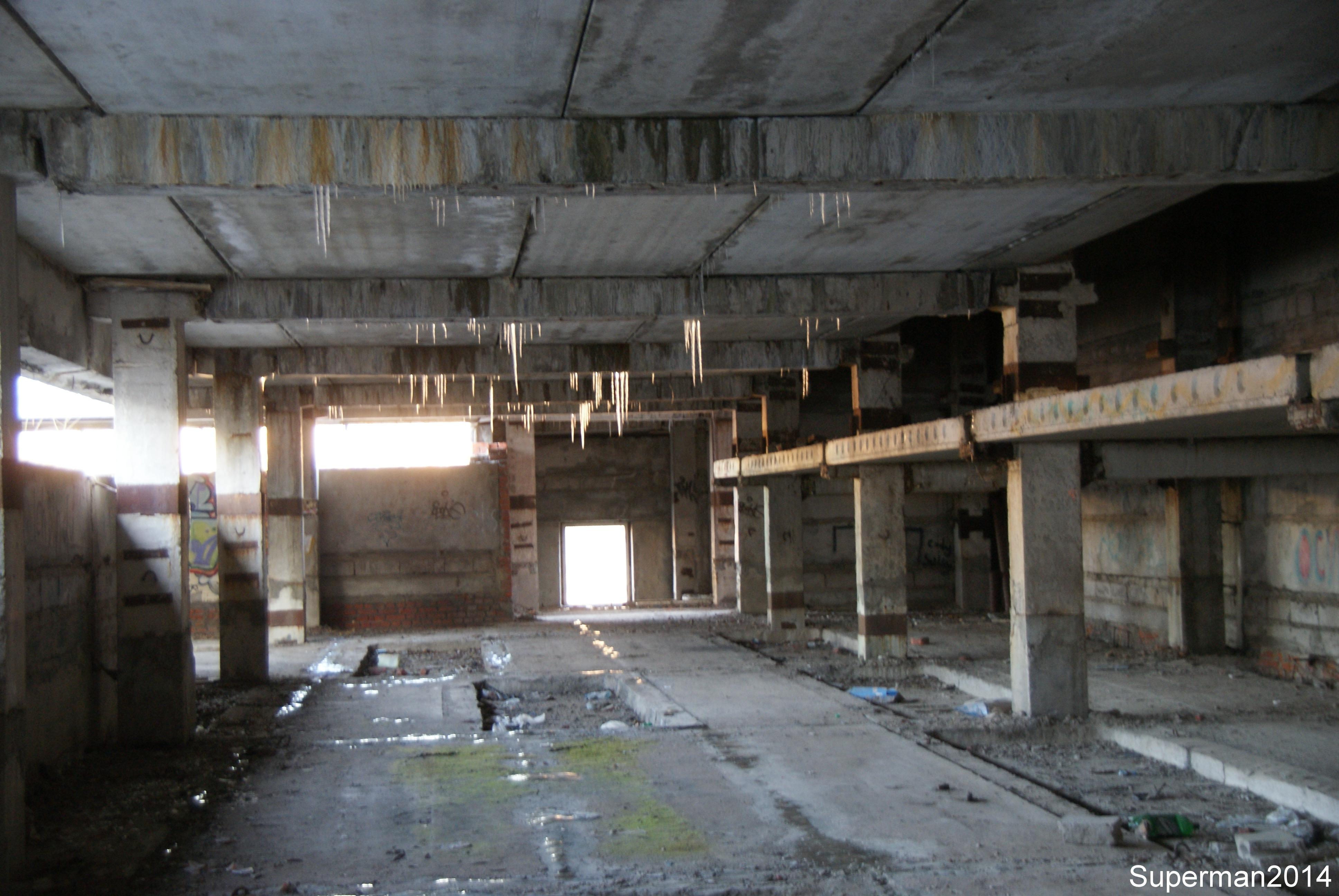 Заброшенная больница в москве фото 6
