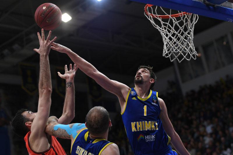 Баскетбольный «Зенит» одержал победу и 2-ой матч серии с«Химками»