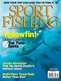 Журнал Sport Fishing №2 (февраль 2010) / US