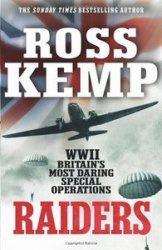 Книга Raiders: World War Two True Stories
