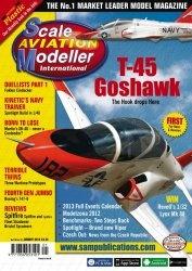 Журнал Scale Aviation Modeller International №1 2013