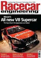 Журнал Racecar Engineering №3 (март), 2013 / UK