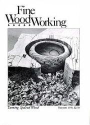 Журнал Fine Woodworking №11 Summer 1978