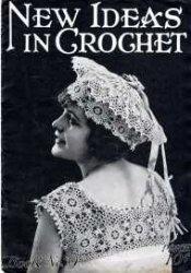 Книга New Ideas in Crochet-Book No.9
