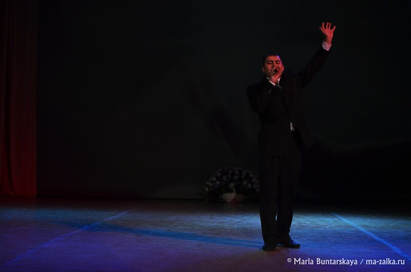 День инвалида, Саратов, ДК 'Россия', 04 декабря 2014 года