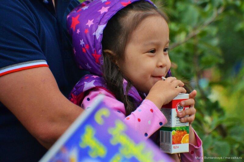 Ураза-Байрам, Саратов, Национальная деревня народов Саратовской области, 18 июля 2015 года
