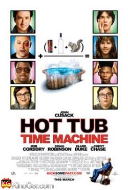 Hot Tub - Der Whirlpool... ist ne verdammte Zeitmaschine! (2010)