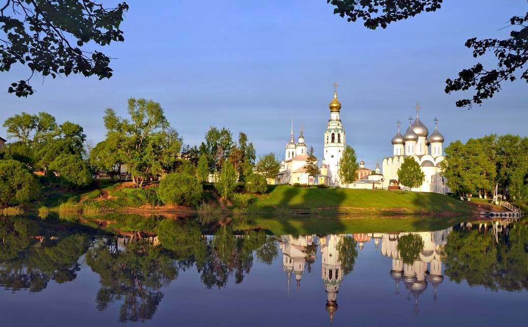 Город Вологда
