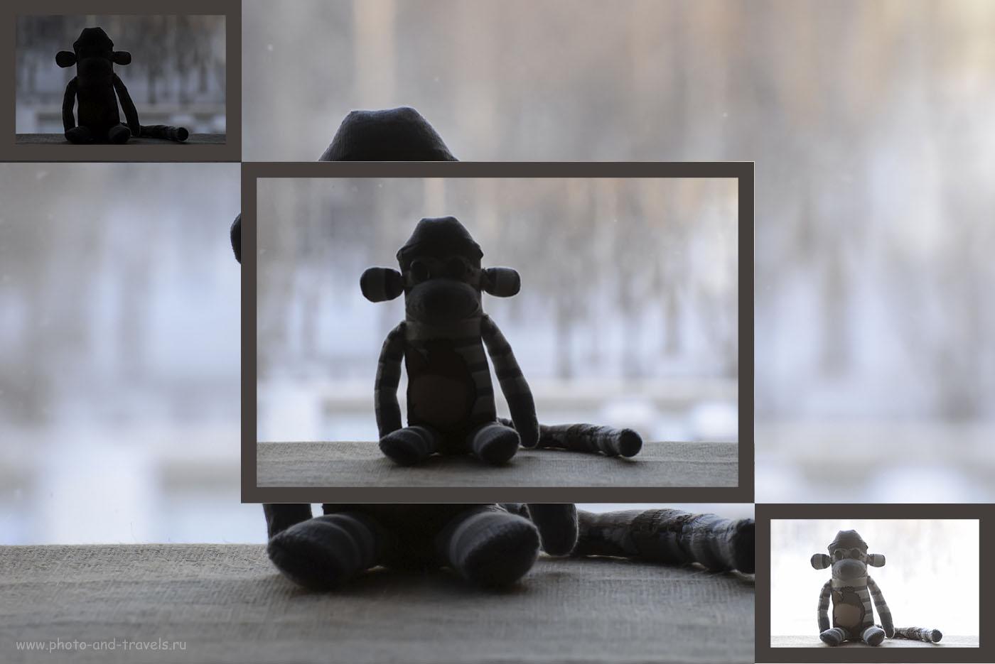 23. Как фотографировать против светлого неба? Делаем заготовки для HDR и собираем их в один кадр. Уроки фотографии для начинающих фотолюбителей.
