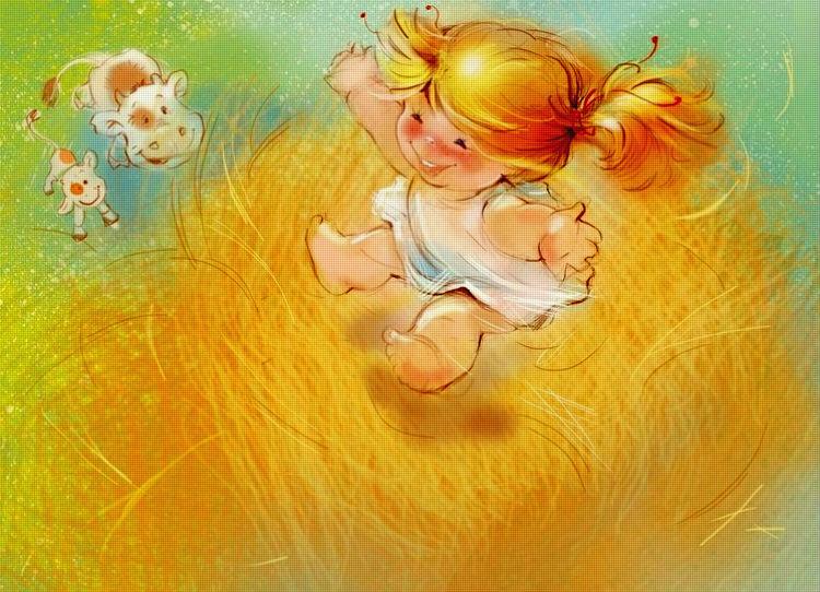 Солнечный позитив от Екатерины Бабок