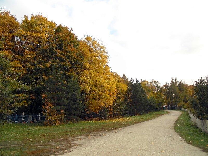 Осень в Острове