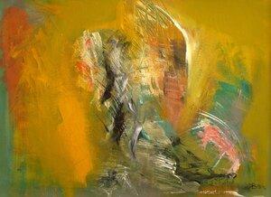 Колотвин Валерий Триптих. Новокузнецк, осень. Ноябрь. 1994. 55,7 х 71,6. Картон, акрил.jpg