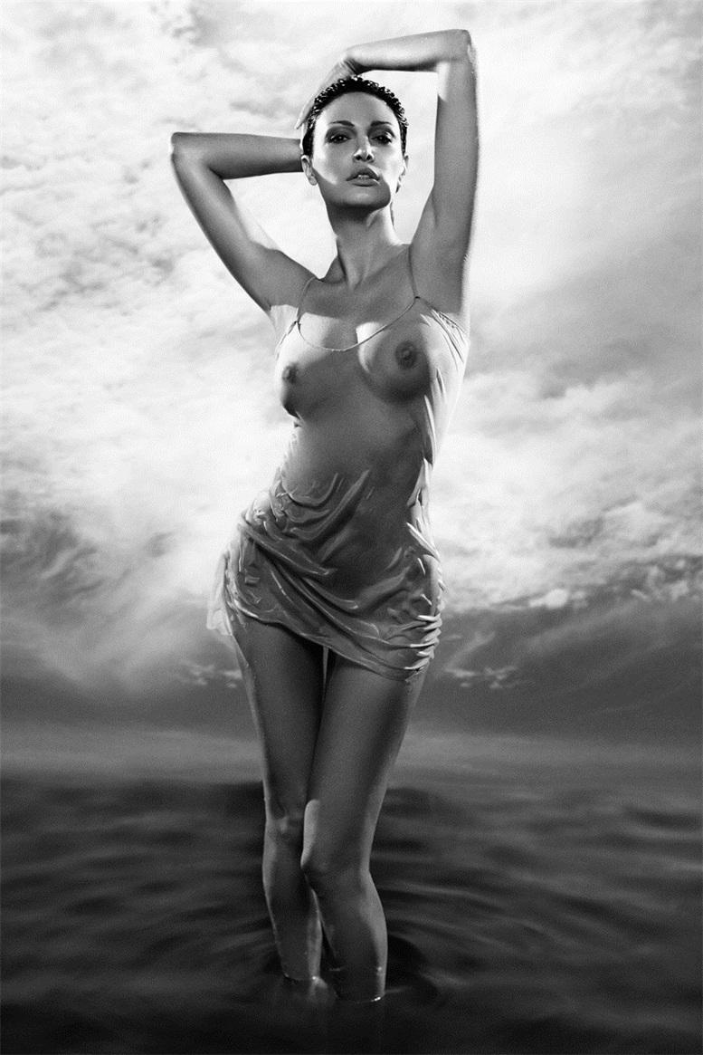 Блеона Керети / Bleona Qereti by Vincent Peters