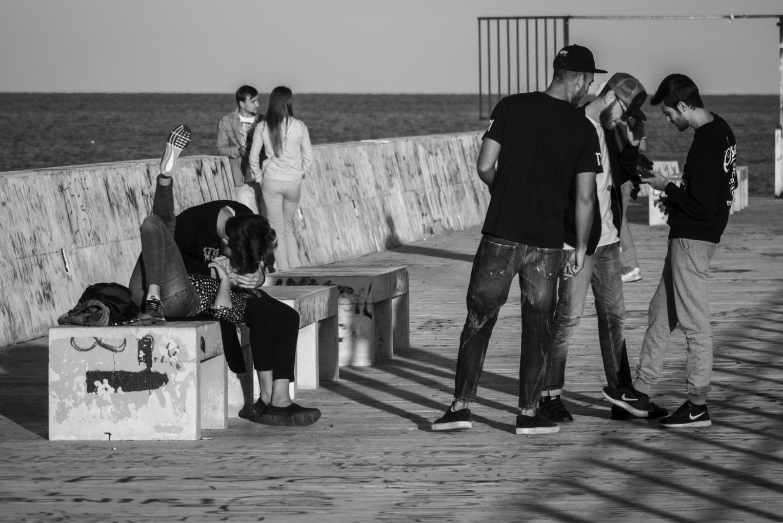 любовь и поцелуи на городских улицах / kisses and love street photography