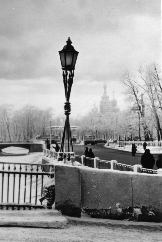 Фонари Ленинграда