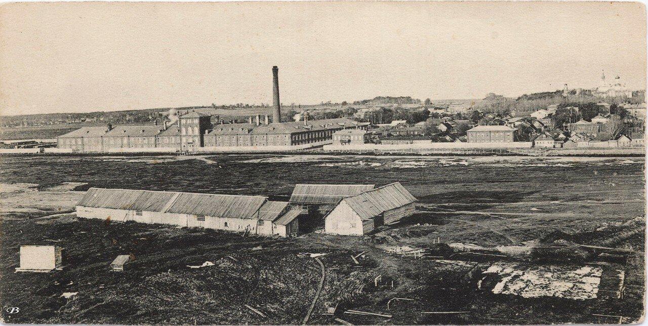Вид на фабрику Н.М.Бардыгина