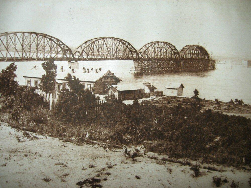 07. Постройка Белогорского моста