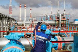 Европа может недополучить газ из-за Украины