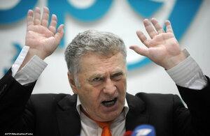 Жириновский предрекает Третью мировую войну и распад Украины