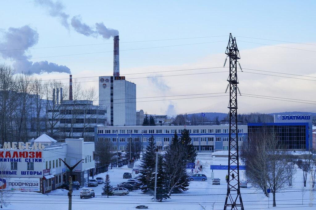 Златоустовский машиностроительный завод