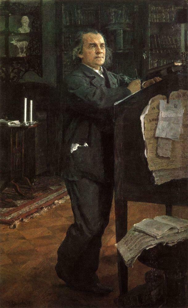Портрет композитора А.Н.Серова, отца художника. 1888-1889.jpg