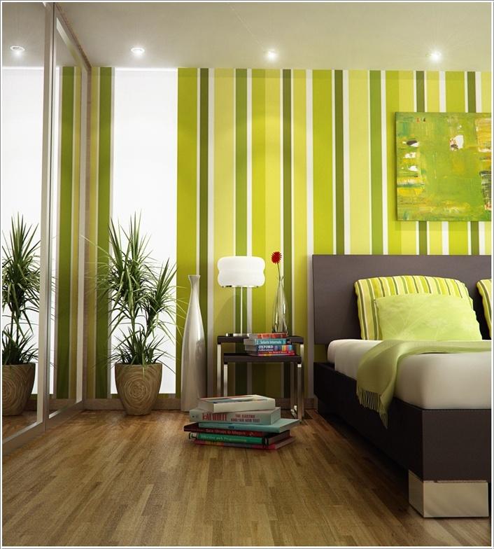Цветовое решение интерьера комнат
