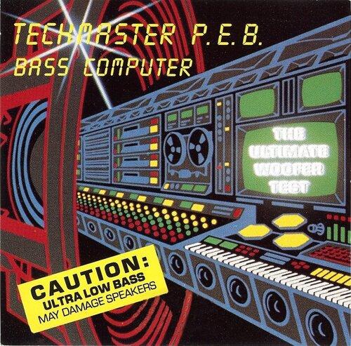Techmaster P.E.B. - Bass computer (1991) APE