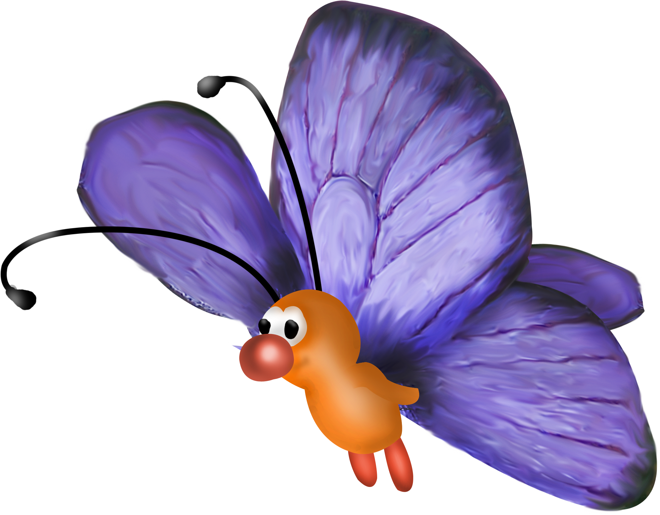 День работников, картинки бабочек смешных