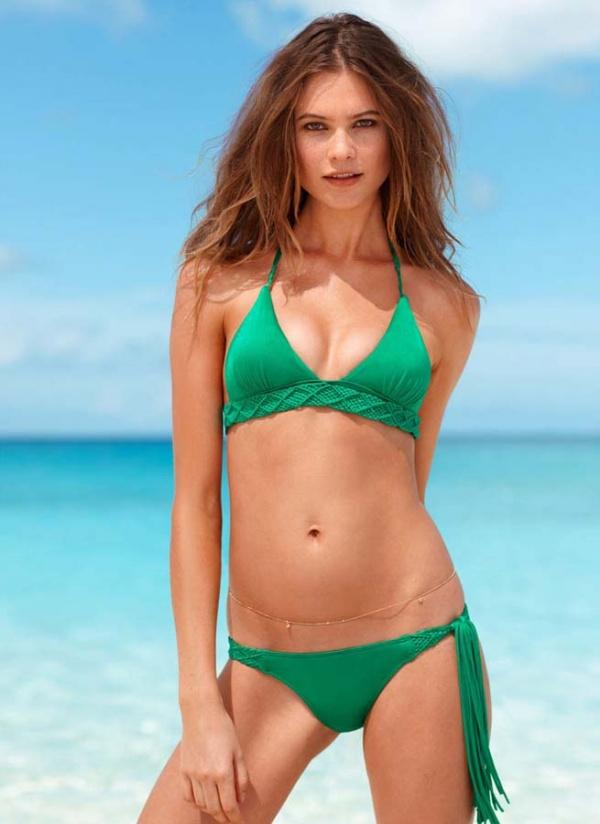 Victorias Secret 2013: Ангелы на пляже