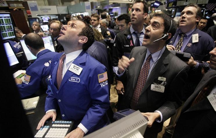 В Лондоне арестовали трейдера, обрушившего в 2010 году индекс Dow Jones